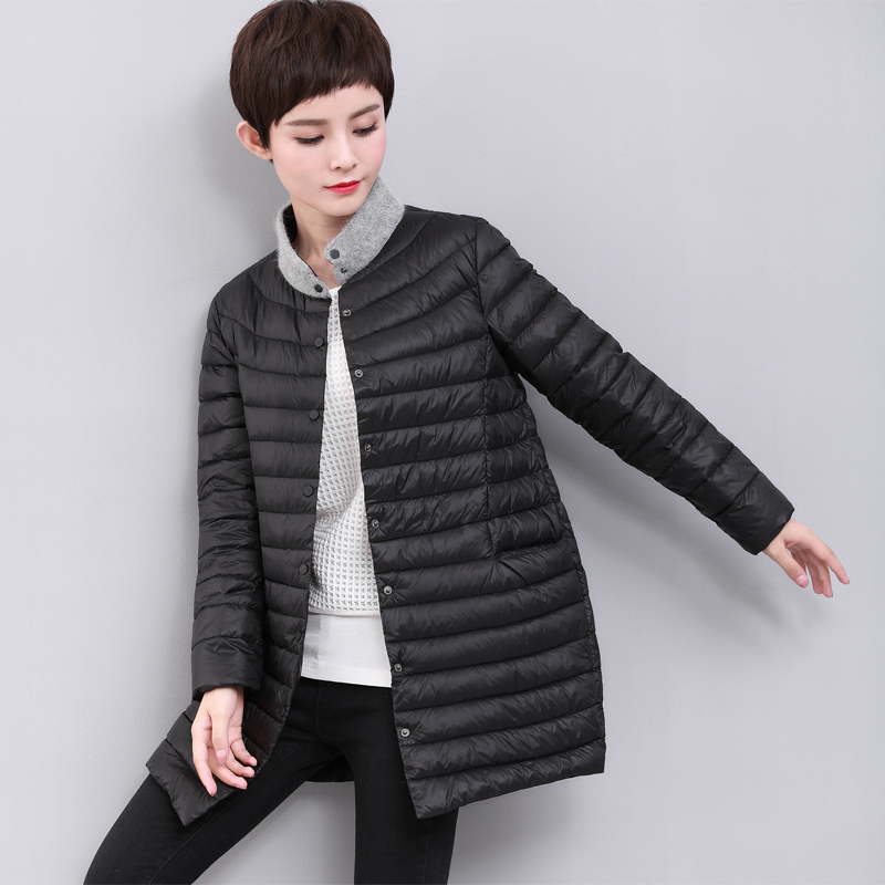 winter and autumn women   down     coat   jackets