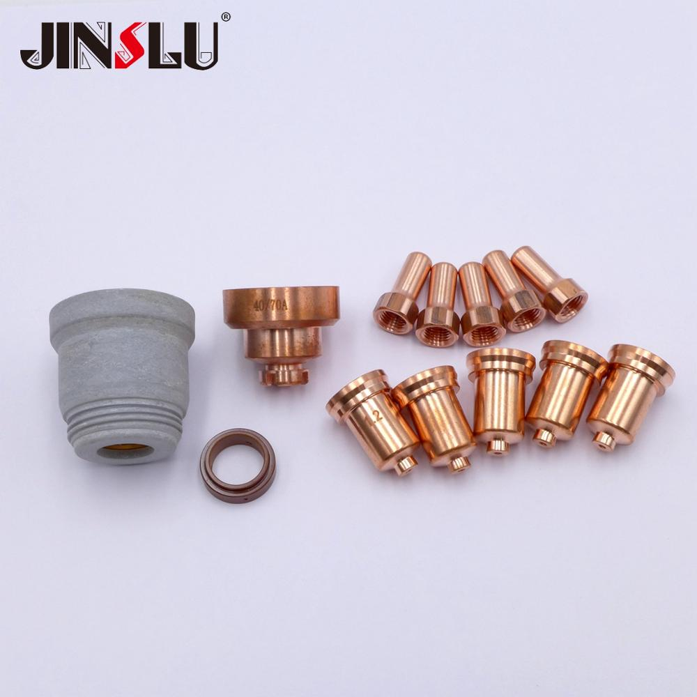 Shield Swirl Ring Nozzle Tip 52558 Electrode For PT-80 PT80 PT 80 IPT 80 IPT-80 Plasma Torch