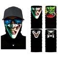 3D бесшовные банданы для шеи грелка Buffe Защита лица мотоциклетная велосипедная Балаклава головная повязка маска для мужчин женщин мужчин Пе...