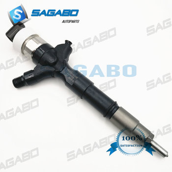 4PCS Common rail diesel fuel injector 095000-7030 095000-7031 095000-6760 095000-6761 for 23670-30140