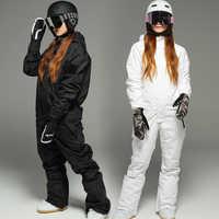 Nouvelle combinaison femmes snowboard imperméable survêtement haute qualité combinaison de Ski hommes et femmes vestes de Ski + pantalons costumes de Ski en plein air