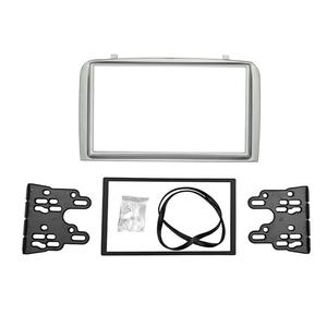 Image 5 - Double Din Facia for Alfa Romeo 147 Radio DVD Stereo CD Panel Dash Mounting Installation Trim Fascia Kit Face Frame Bezel