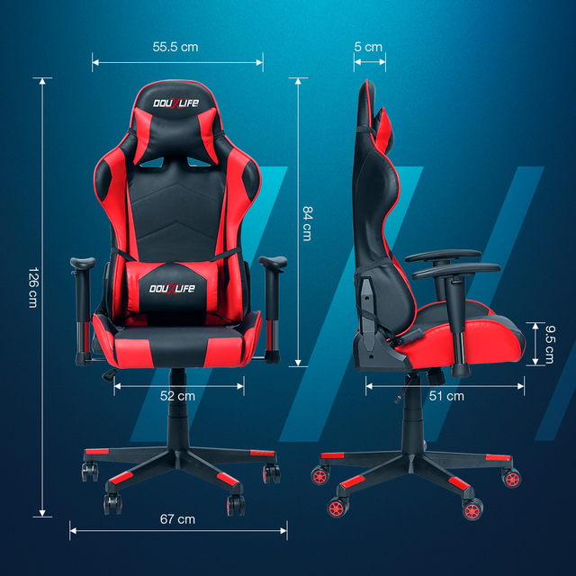 Computer Chair Chair Comfortable Home Students Sitting Net Cloth Chair Can Lift Contracted Office Chair 7 Days Fast delivery 2
