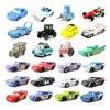 Auto diney Pixar Auto 3 019 Nieuwe Lightning McQueen Figure Racing Jackon torm1: 55 Diecat Mater Metalen Legering Model Auto Kid