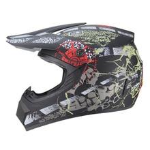 NEW Motorcycle Helmet Motocross Off Road Helmet Moto Casco M