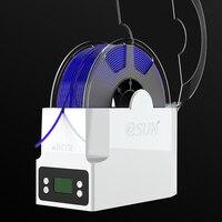 ESUN 3D filamento asciugatrice Box filamenti portaoggetti mantenere il filamento a secco misurazione del peso del filamento per parti della stampante 3D