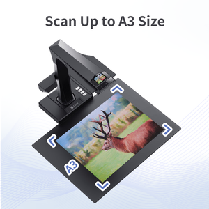 Image 5 - CZUR Máy Scan Sách ET18 Pro A3 A4 Tài Liệu Với OCR Chức Năng WIFI Cho Mạc Windows Chuyển Đổi Sang PDF/có Thể Tìm Kiếm PDF/Chữ/TIFF