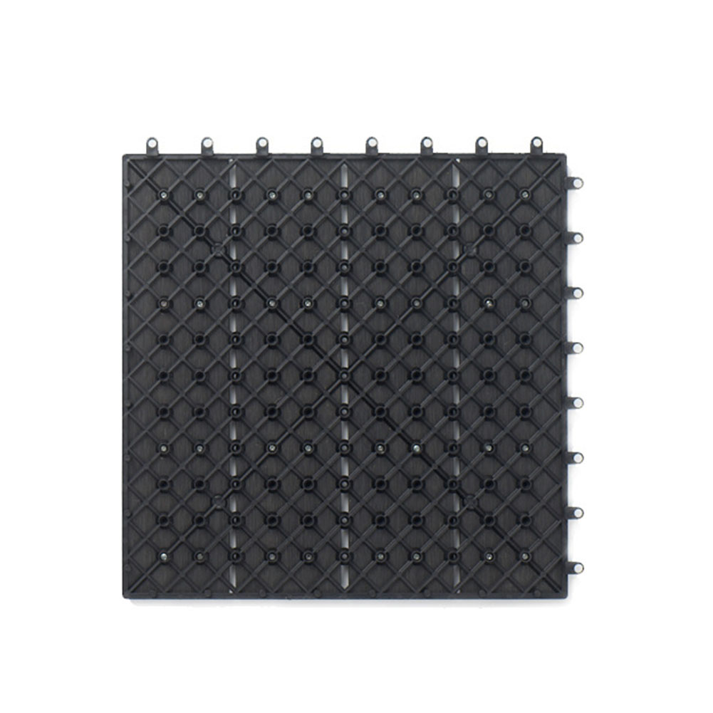 cheapest 2pcs set ABS Wood Grain Paving Stone Mold Cement Bricks Maker Mold Stepping Stone Mould DIY Buildings Accessories Garden Decor