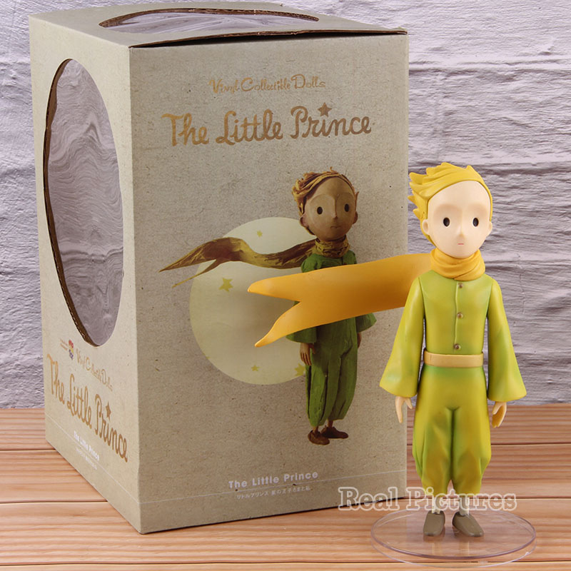 The Little Prince Figurine Le Petit Prince Decoration Dolls Fairy Tale Action Figures Collectible Model Toys For Girls Boys Gift