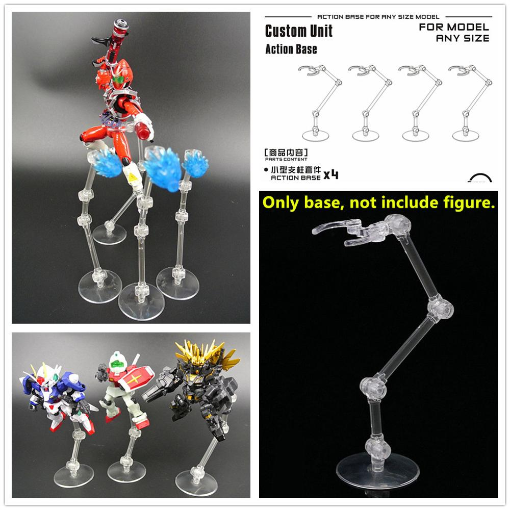 Susan Custom Unit Action Base for Bandai SHF Robot SD <font><b>BB</b></font> Q <font><b>Gundam</b></font> Funnel model DS003 image