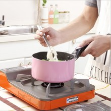 Japanese Style 16cm Maifanshi Milk Pot Non-stick Baby Food Supplement Cooking Noodle Hot Omelette Pan