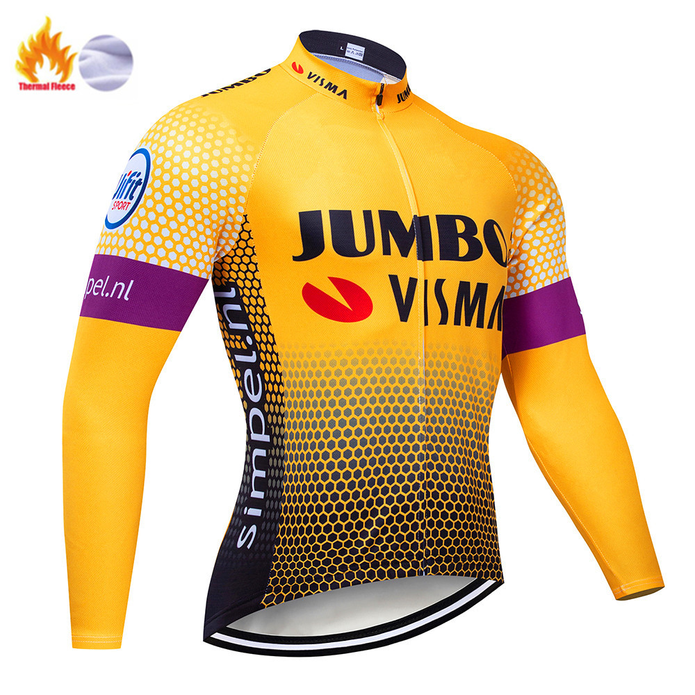 New Men Cycling Outfits Jersey Long Pants Kits Bike Racing Jackets Trousers Set