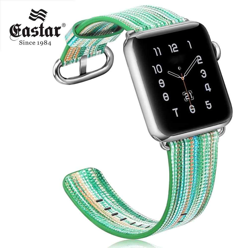 In vera pelle per apple watch band loop 42 millimetri 38 millimetri cinturino per iwatch 44 millimetri 40 millimetri 5/4 /3/2/1 accessori braccialetto