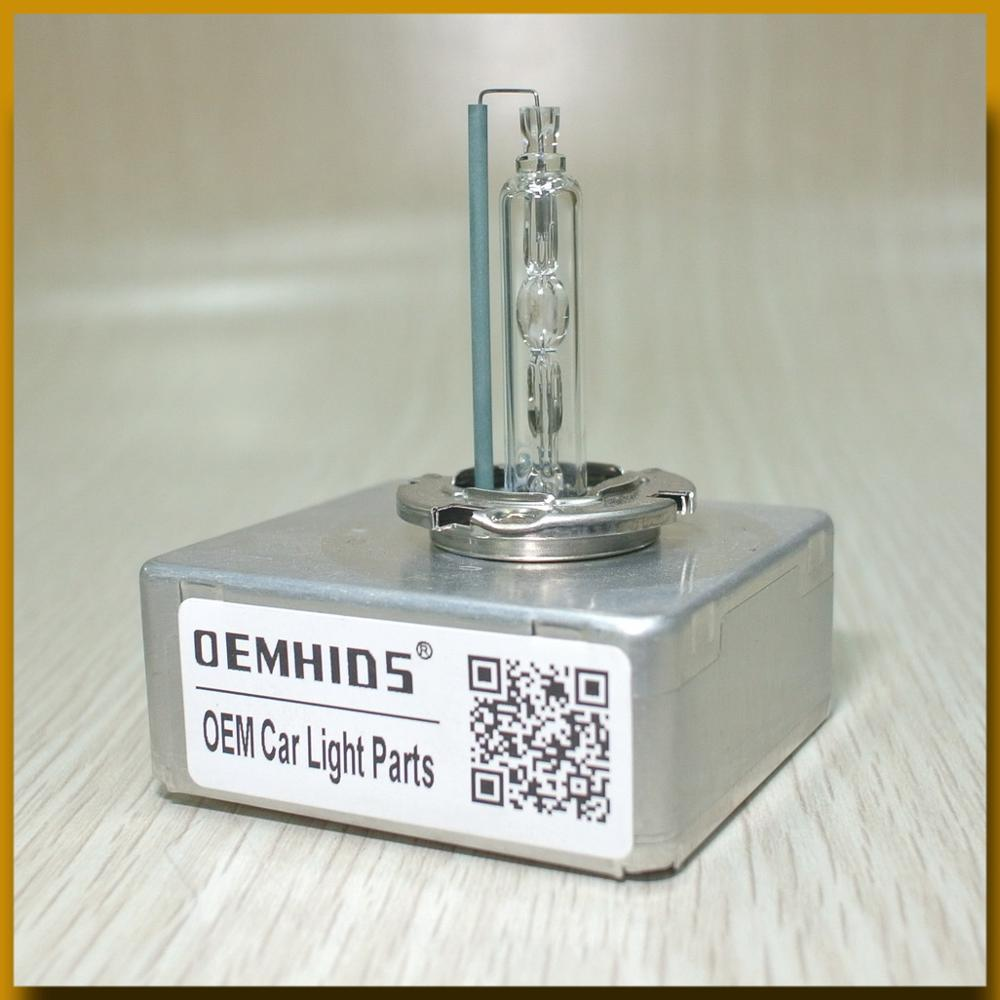D5S Xenon Bulb 1PCS Original OEMHIDS Used New Hid Ballast Hid Lighting Headlight D5S 12V 25W For K3 Q5 Q7 A1 A3 A6 Tiguan
