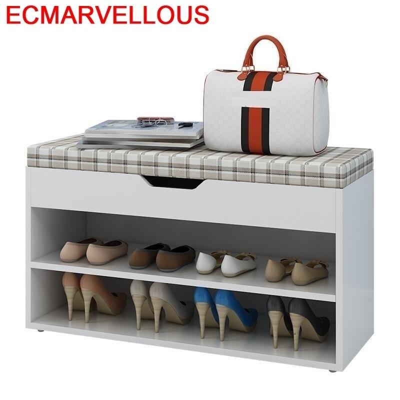 Minimalist Almacenaje Sapato Meuble Chaussure font b Closet b font Vintage Zapatero Organizador De Zapato Mueble