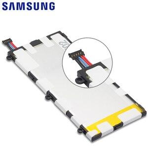 Image 5 - SAMSUNG Original Batterie T4000E 4000mAh Für Samsung Galaxy Tab 3 7,0 T211 T210 T215 T210R T217A SM T210R T2105 P3210 p3200