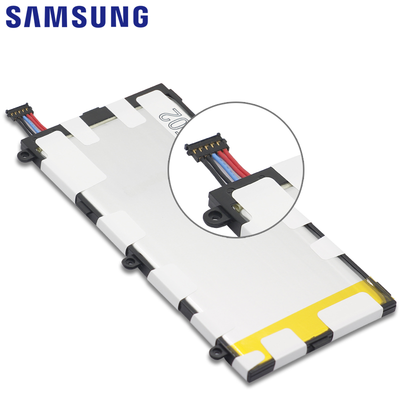 Image 5 - SAMSUNG Original Battery T4000E 4000mAh For Samsung Galaxy Tab 3 7.0 T211 T210 T215 T210R T217A SM T210R T2105 P3210 P3200-in Mobile Phone Batteries from Cellphones & Telecommunications on