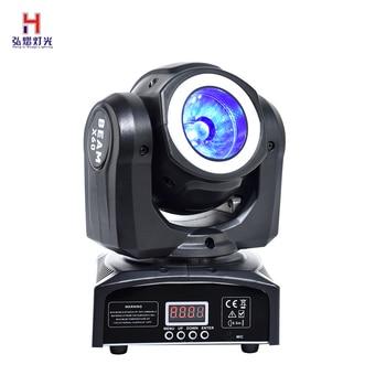 Beam 60W LED rgbw Beam Wash 2in1  High Brightness Mini Moving Head Light