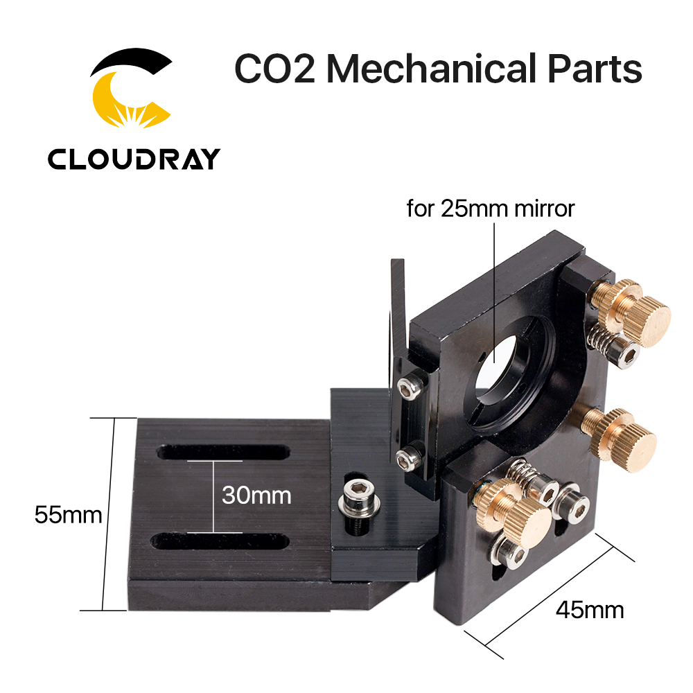 Image 4 - Cloudray E Series CO2 Laser Mechanical Parts Metal Components for DIY CO2 Laser Engraving Cutting Machinemachinecomponents  -
