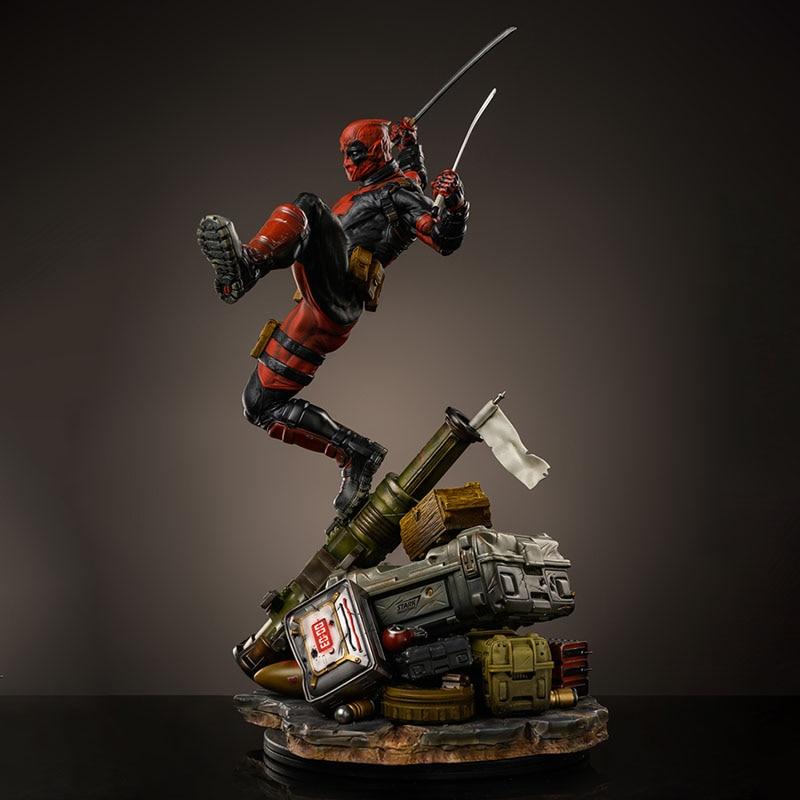 Deadpool Genuine Statue Figure 1