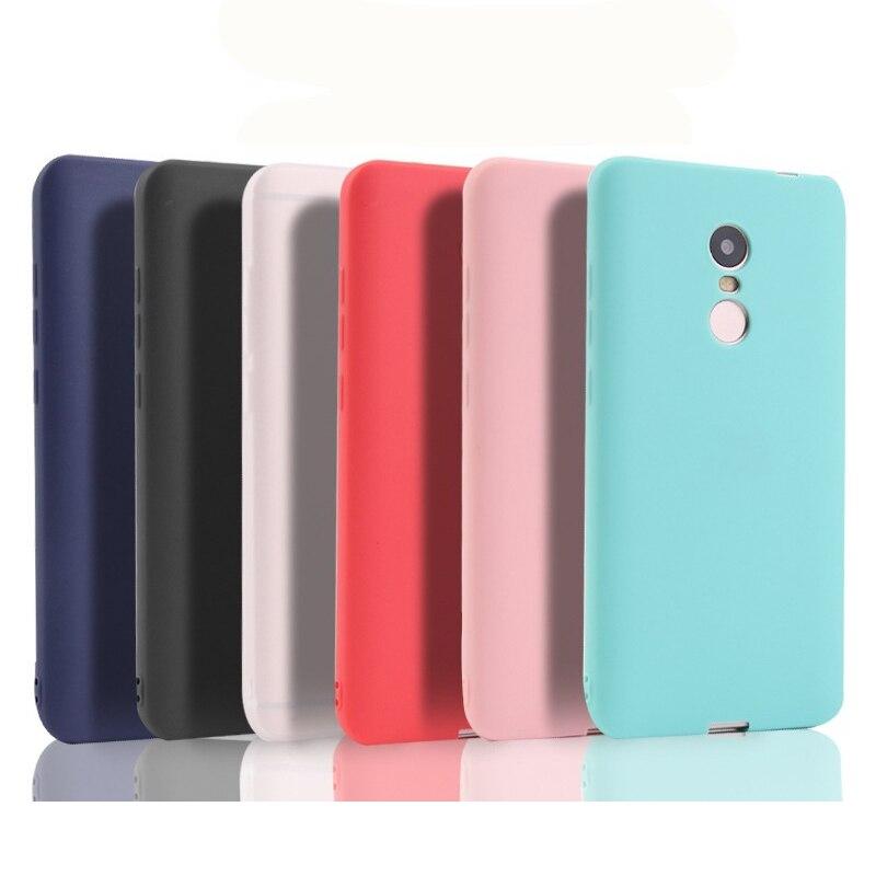 Soft TPU Case For Xiaomi Redmi Note 7 5 4 4X Case For Xiaomi Redmi 5 Plus 6A 7A 6 K20 Pro 4A Go 3S Silicone Phone Cases