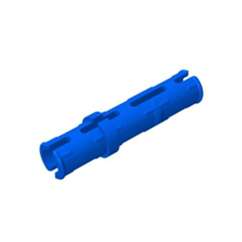 La scienza e la tecnologia automobile building block MOC 6558 1*3 attrito bullone building block parte connettore di montaggio del giocattolo