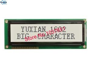 Image 4 - 2 Giá Chiếc Lớn Lớn Kích Thước 1602 Màn Hình LCD Hiển Thị STN Xanh Dương Xanh Trắng Và Đen Chữ SPLC780D1 WH1602L LCM1602B