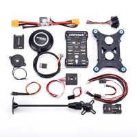 Pixhawk PX4 Autopilot PIX 2.4.8 32 Bit Vlucht Controller met Veiligheid Schakelaar Zoemer 16GB Card PPM I2C RGB M8N voor F450 Quadcopter