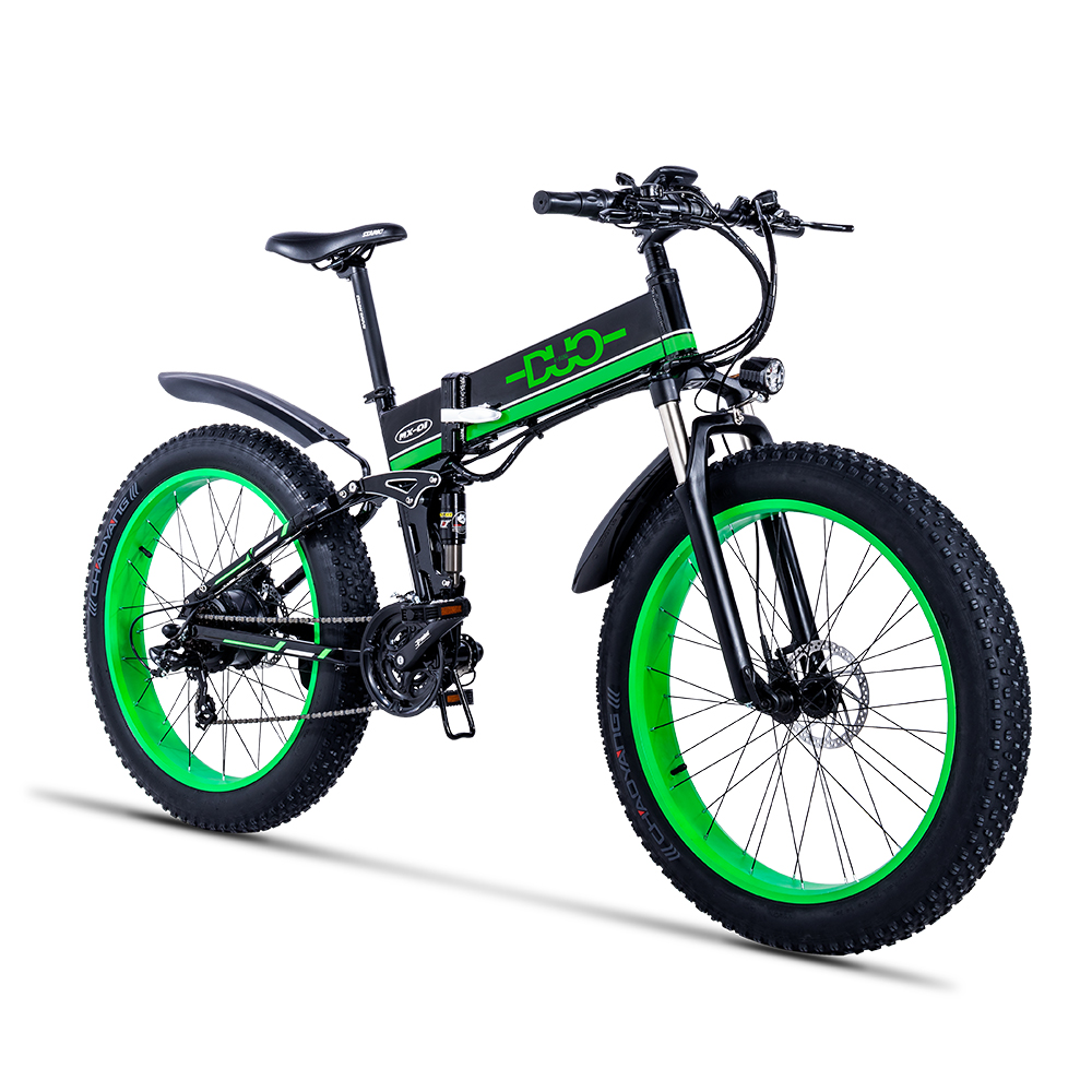 GUNAI Electric Bicycle 48V10Ah 1000W With LCD Display E-Bike And Hidden Removeable Lithium Battery