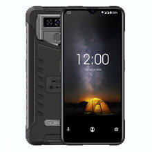 Guophone XP9500 IP68 للماء هاتف ذكي متين 6.53 ''كامل شاشة 2G 16G 8MP 3500mAh بصمة الروبوت 6.0 الهواتف المحمولة