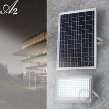 A2 светодиодный Панели солнечные уличный фонарь ночной светильник