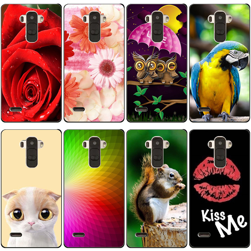 Soft TPU Cover For <font><b>LG</b></font> G4 Note <font><b>G</b></font> <font><b>Stylo</b></font> G4 Stylus LS770 <font><b>Case</b></font> Silicone Phone <font><b>Case</b></font> For <font><b>LG</b></font> G4 Pro <font><b>LG</b></font> G4Note F600L Cover Shells Fundas image