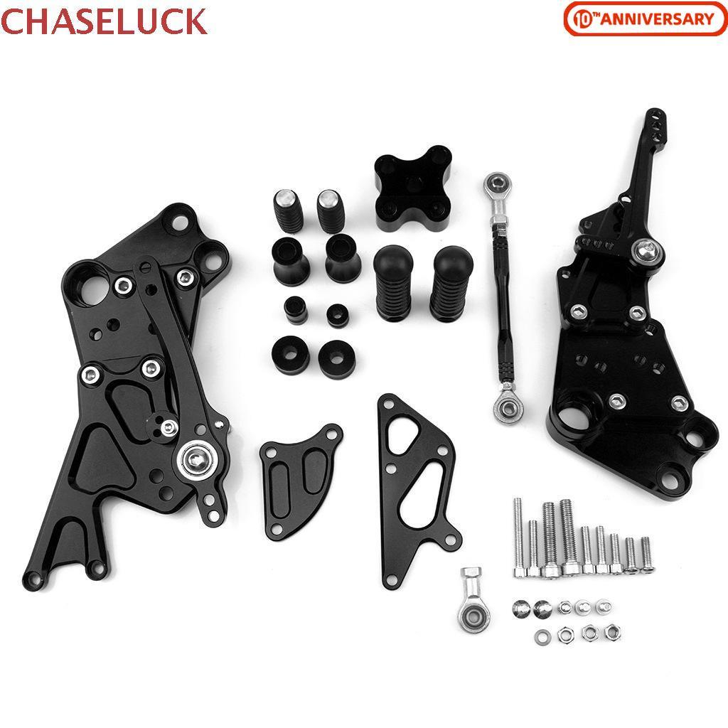 CNC Billet Steering Stabilizer Damper Bracket Fit 2013-2016 KTM Duke 125 200 390