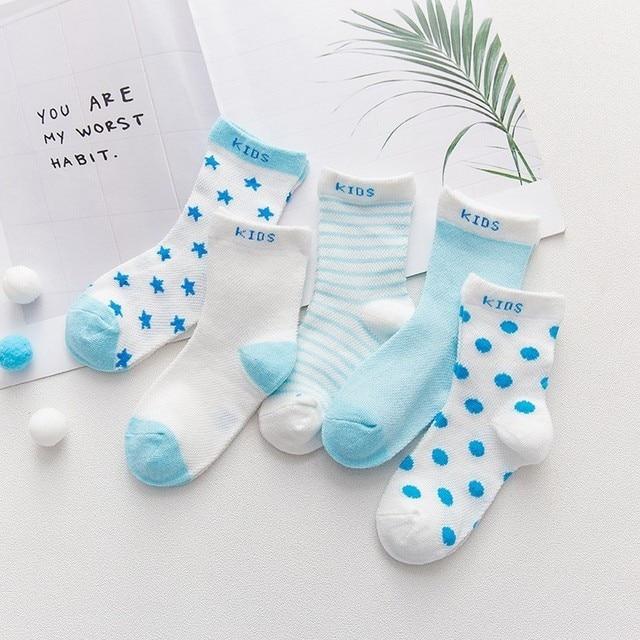 Toddler Girl Socks 5
