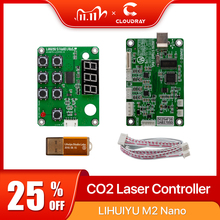 Cloudray Lihuiyu M2 Nano Laser Controller Moeder Moederbord + Bedieningspaneel + Dongle B Systeem Graveur Cutter Diy 3020 3040 K40