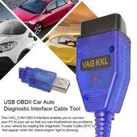 98 Car Auto USB Cable KKL VAG-COM 409.1 OBD2 II OBD WINDOWS 98/ME/2000/NT and XP Diagnostic Scanner For V W Audi Seat Volkswagen (3)