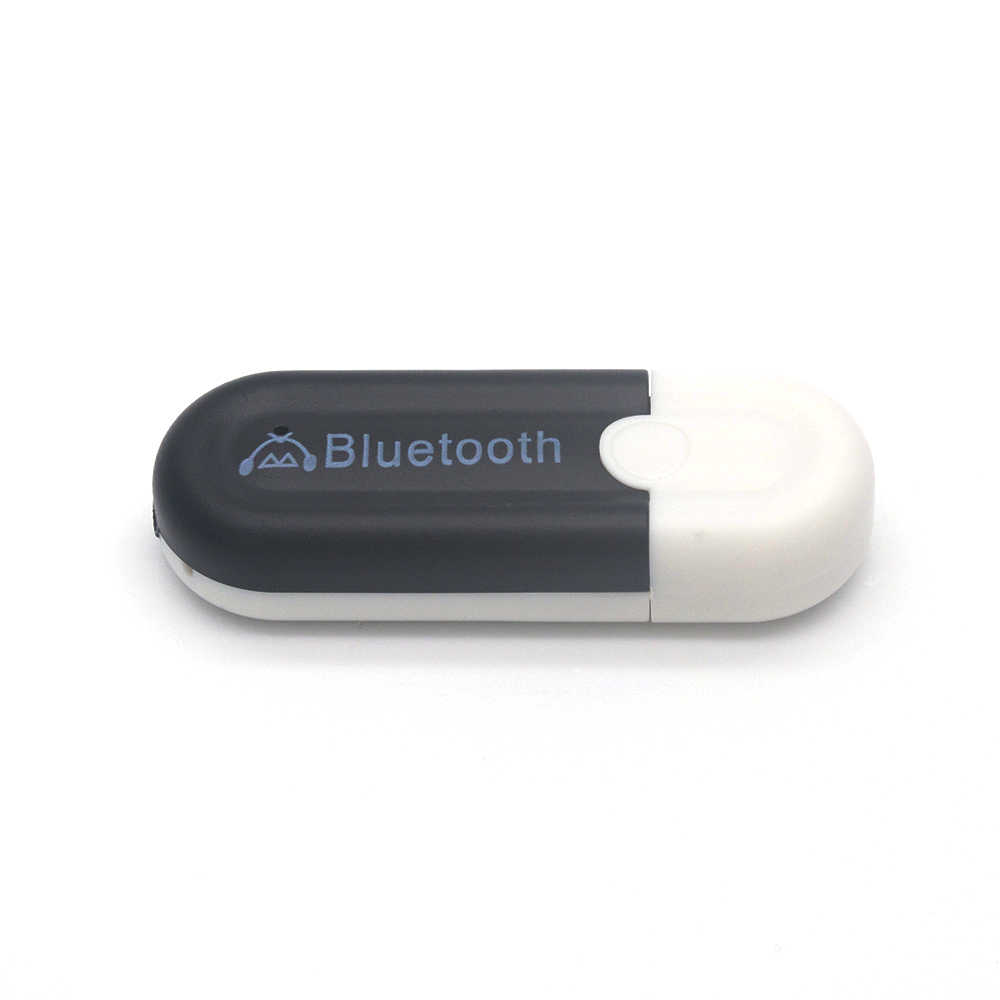 Hot Sale Blutooth 4.0 Musik Audio Receiver Nirkabel Stereo 3.5 Mm Jack Bluetooth USB A2DP Adaptor Dongle untuk Mobil AUX android/Ios