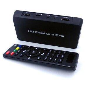 EzCAP295 HD Capture Pro, запись видео с разрешением 1080P от HDMI/YPBPR до USB флэш-диска напрямую, без ПК требуется PVR, воспроизведение