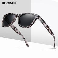 Hooban 2020 Новые квадратные мужские и женские солнцезащитные