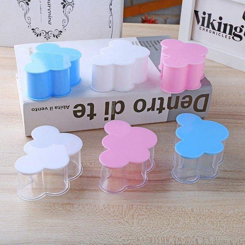 2 Pcs Kawaii Cloud Shape Plastic Candy Box Baby Birthday Baby Shower Personality Gift Box Chocolate Box