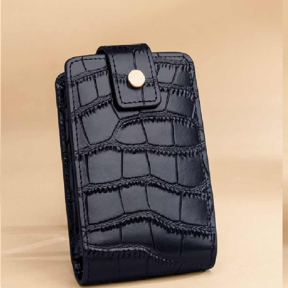 ZOOLER Saco de Espelho De Maquiagem de Couro Genuíno bolsa de Ombro Mensageiro Bolsas De Luxo Mulheres Designer de Ins Quente garras de couro reais # TC208