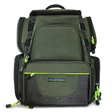 Large Fishing Tackle Backpack Outdoor Gear Bag Fishing Bait