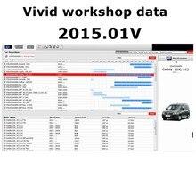 Versão mais recente atualização vívida dos dados da oficina para 2015.01 para o software de reparação da coleção do software de reparação automóvel 80gb hdd link de download