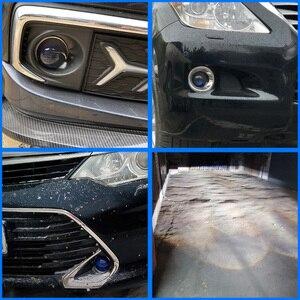 Image 5 - Nebel Licht PTF Für Toyota Corolla/Yaris/Avensis/Camry/RAV4/Peugeot/Lexus H11 Bixenon projektor Objektiv Auto Lichter Zubehör Tuning