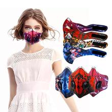 цена на Cycling Mask Activated Carbon Anti-Pollution Masks Dustproof Mountain Bicycle Sport Road Cycling Masks Face Cover Running masker
