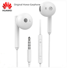 Original P30 pro 3.5mm earphone AM115 Metal Wired Headset For huawei P8 P9 P20 L