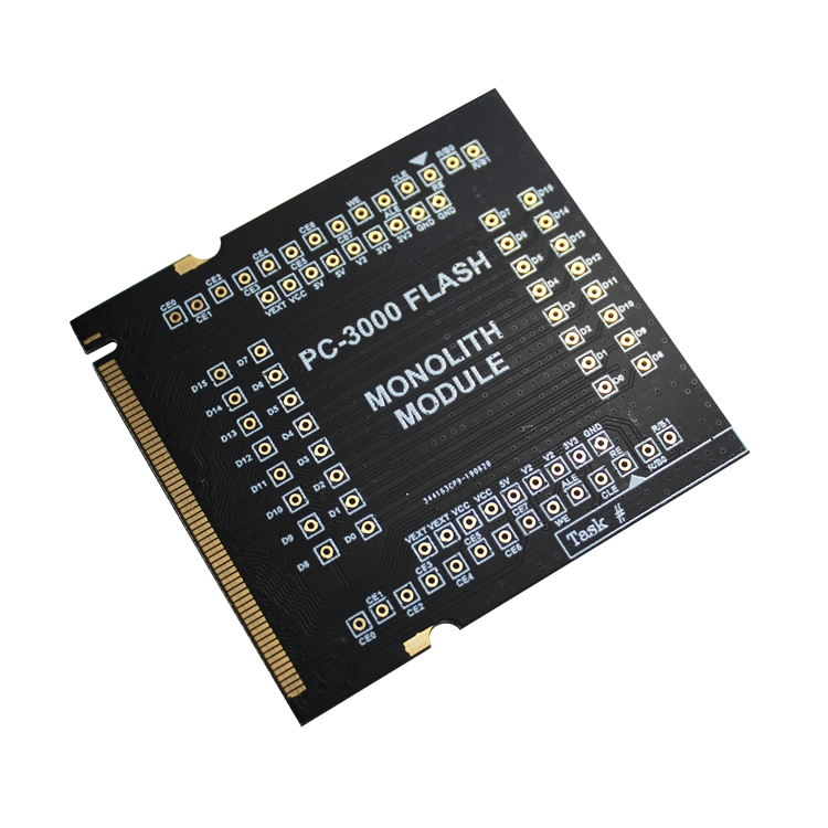 PC-3000 Flash Integrated Storage Chip Flying Lead Board High Quality Immersion Gold Process MiniPCI