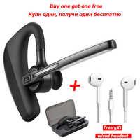 2019 K10 Wireless Bluetooth Kopfhörer Headset Mit Mic Headset Noise Cancelling/Sport/Business/Auto/Bluetooth Kopfhörer