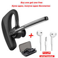 2019 K10 Wireless Bluetooth Kopfhörer Headset Mit Mic Headset Noise Cancelling/Sport/Business/Auto/Bluetooth Kopfhörer
