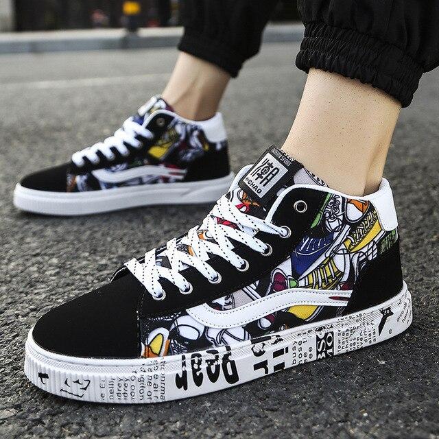 Flat Heel Spring Sneakers 10